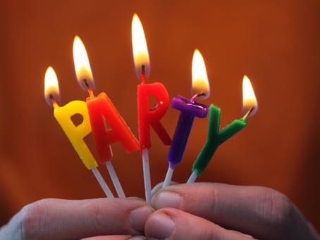9 temas de festas não tão óbvios