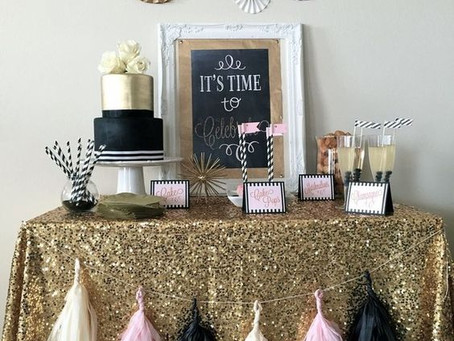 25 Incríveis  Mini Mesas para Inspirar sua Festa