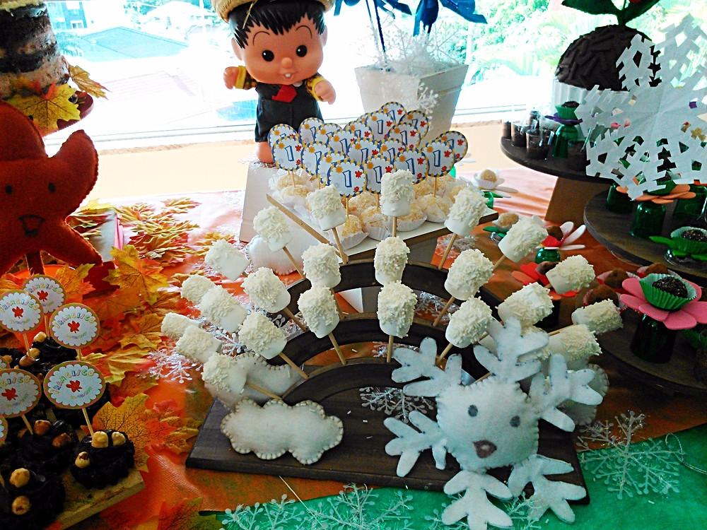 Inverno festa 4 estações