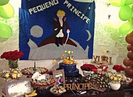 Festa Pequeno Príncipe - Sempre um Clássico.