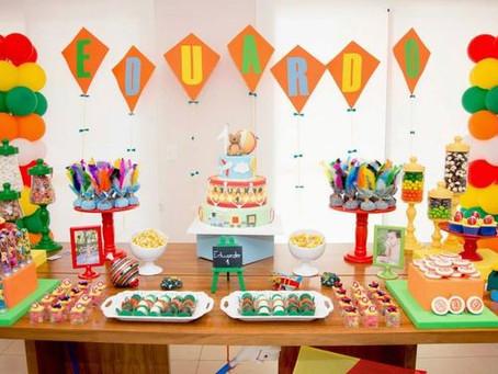 Como fazer uma festa? Criar ou Copiar?