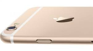 Cor gold rose Iphone