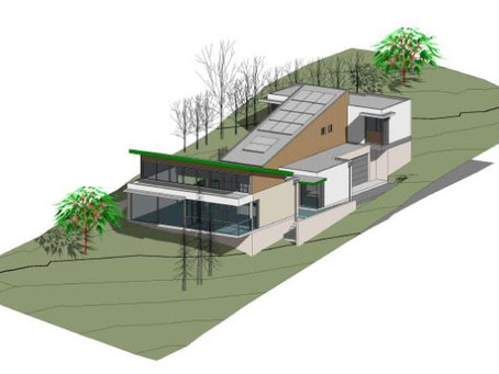 Modern homes and interior architecture