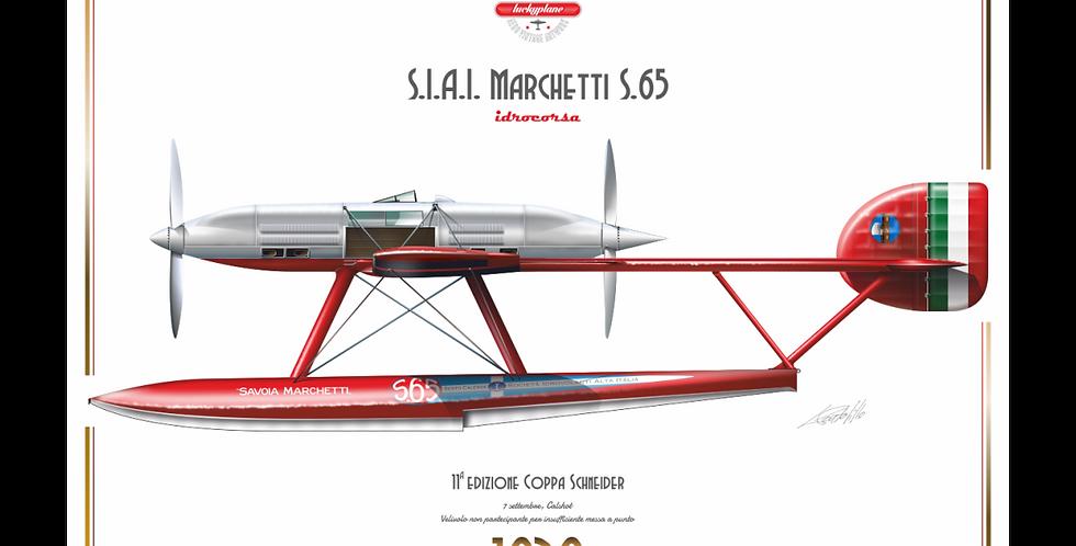 S.I.A.I. Marchetti S.65