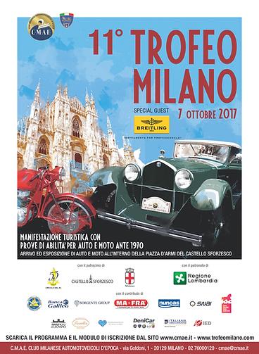 Trofeo Milano C.M.A.E. 2016
