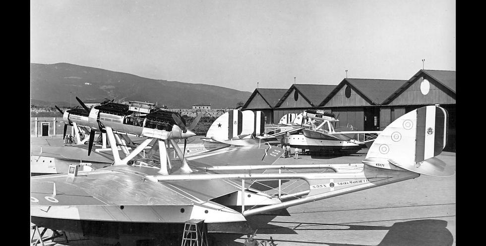 Siai Marchetti S.55X