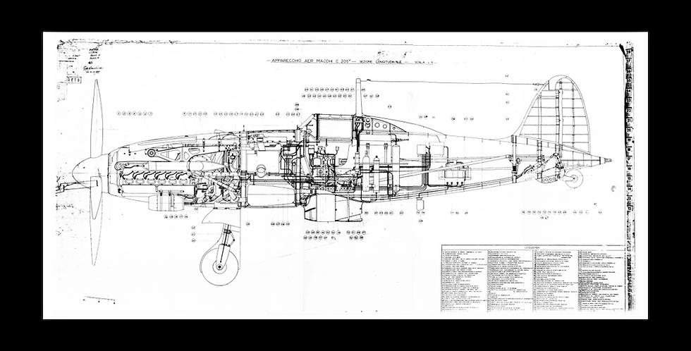 Aeronautica Macchi MC.205