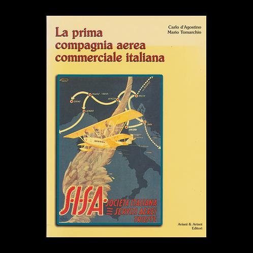 La prima compagnia aerea commerciale italiana