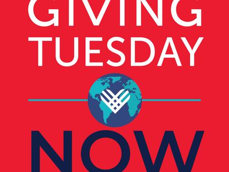 #GivingTuesdayNow-A Global Campaign for Hope