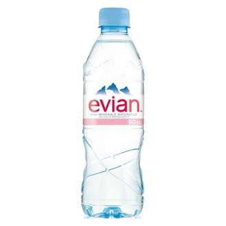Evian à Au P'tit Crêpe Crêperie à Paris