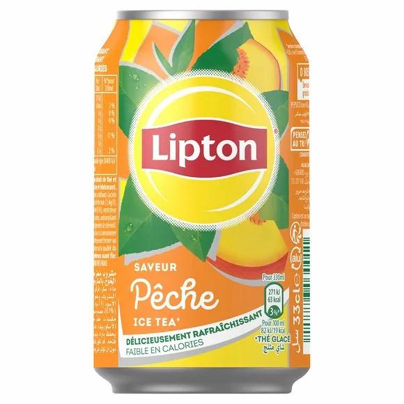 Lipton Ice Tea à Au P'tit Crêpe Crêperie