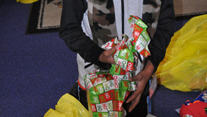 Photo Gallery from 2019 Annual Children's Christmas Party