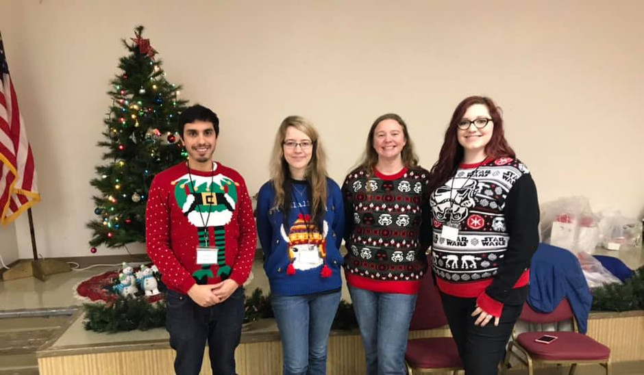 Christmas Party Photo
