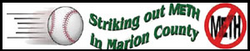 Striking Out Meth in Marion County