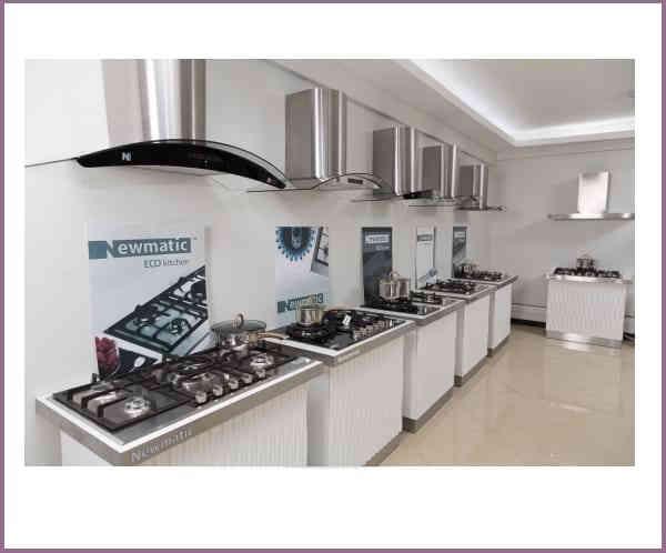Newmatic appliances showrooms 600sa