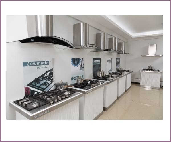 Newmatic Kenya appliance showrooms 600sa
