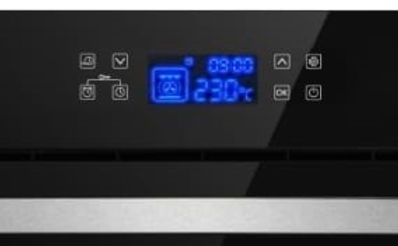 NEWMATIC Kenya built in oven FM612T touch control panel