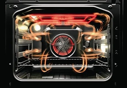 Newmatic oven multifunction