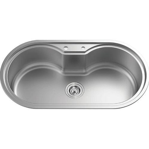 Spring86 Ultra Deep Bowl Kitchen Sink