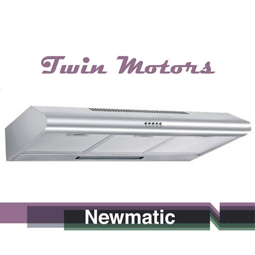 H17.9X2 Undermount Extractor Slim Hood