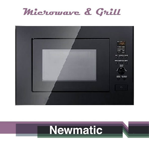 25EPS Built in Microwave & Grill