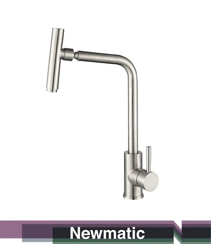 T06MF Kitchen Flexi Mixer Tap
