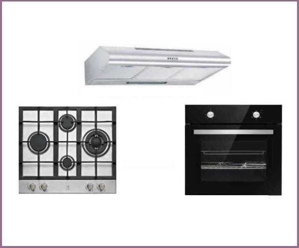 Newmatic Kenya kitchen built in appliance shop online 600