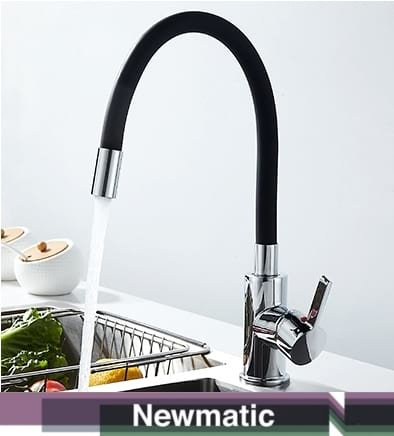 T01MF Kitchen Flexi Mixer Tap