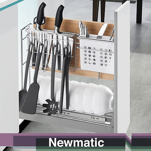 Slim Drawer Basket BK2403