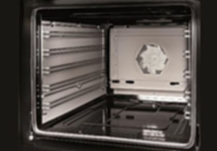 Newmatic oven catalytic self cleaning panel