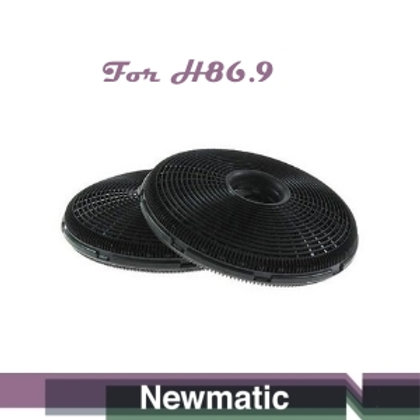 Charcoal Filter for H86.9 Wall Hood