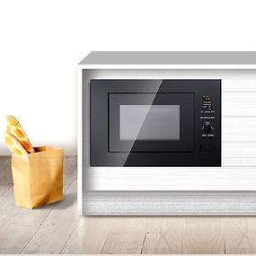 NEWMATIC Kenya built in microwave EPS23