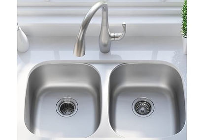 Newmatic appliance undermount sink