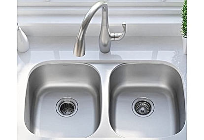 Newmatic appliance undermount sink