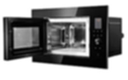 NEWMATIC built in microwave oven