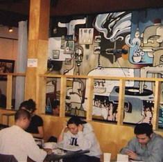 Canvas Mural