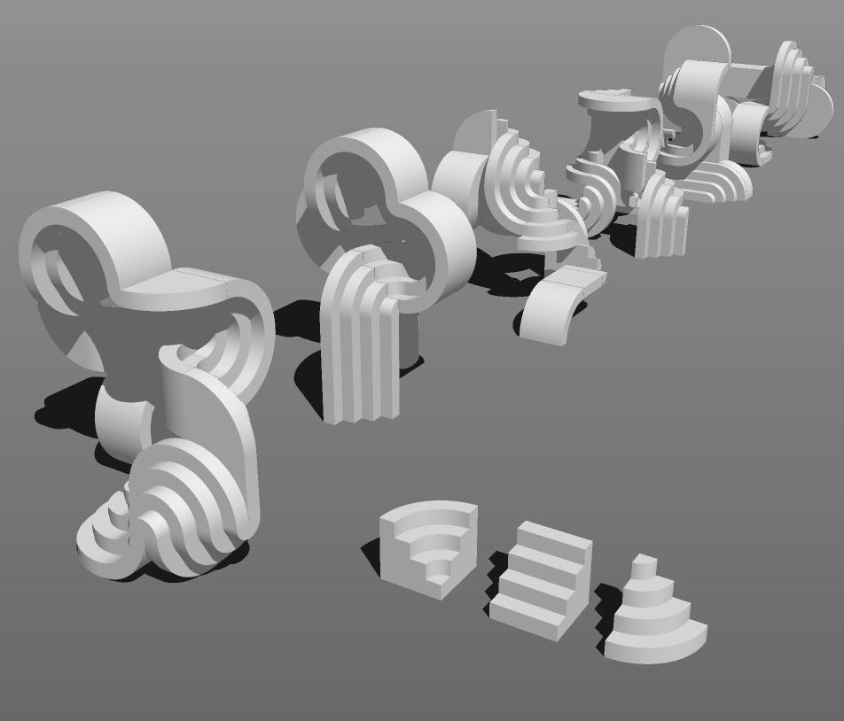 Twist Step Designs