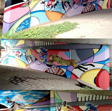 Velocity Mural