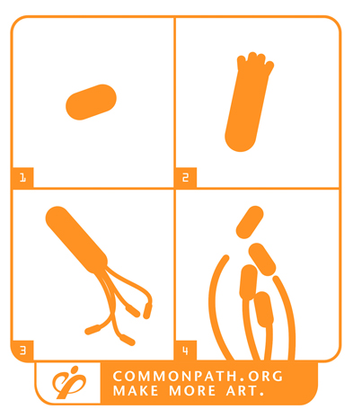 Common Path Flier Design
