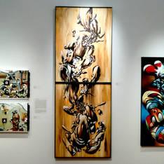 Creighton Lied Gallery Exhibition
