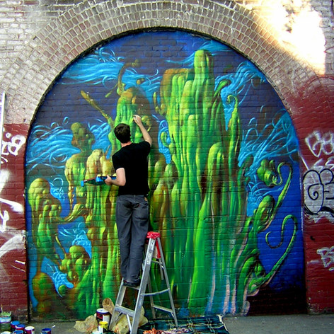 Heron Street Urban Art Gallery