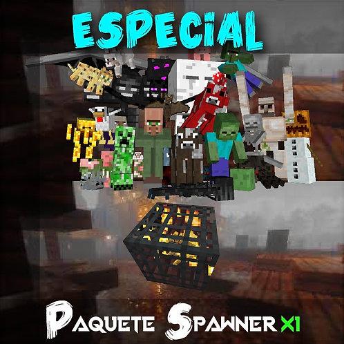 Spawner x2