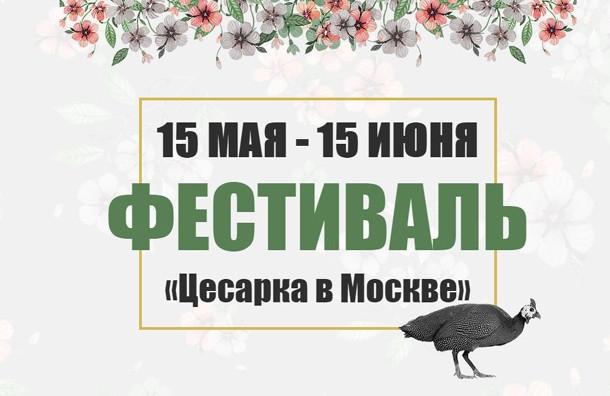 цесарка в Москве