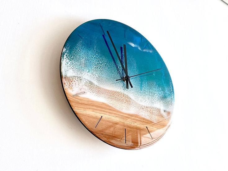 Wall Clock - Aqua