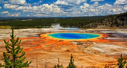 Sacred Yellowstone