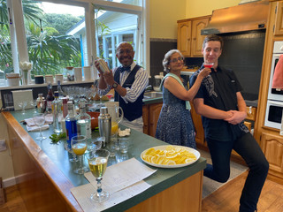 End Of Year Cocktail Party (11 Dec, 2020)