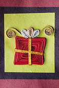 Xmas Paper Quilling
