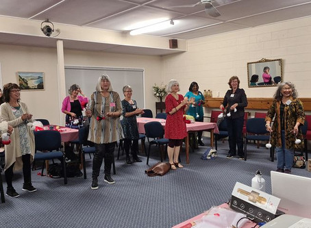 WINGS Themed Meeting - Poi Dancing (7 Oct 2020)