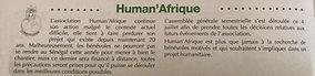Human Afrique Saint Genis-Les-Ollières