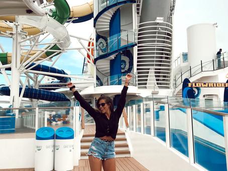 Nassau, Bahamas & Royal Caribbean Cruise